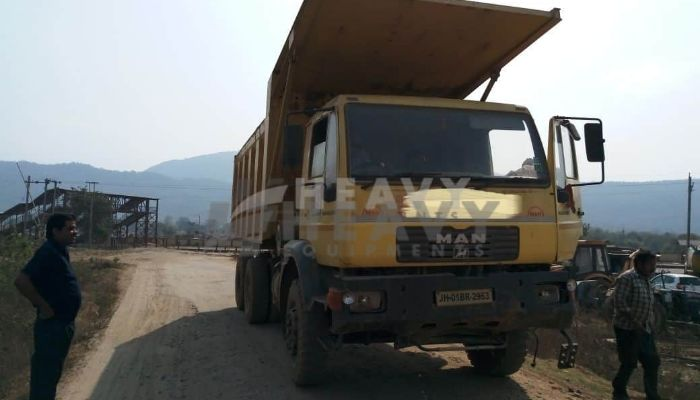 used CLA 25-280 Price used man dumper tipper in bokaro jharkhand man cla 25 dumper he 2015 395 heavyequipments_1522676874.png