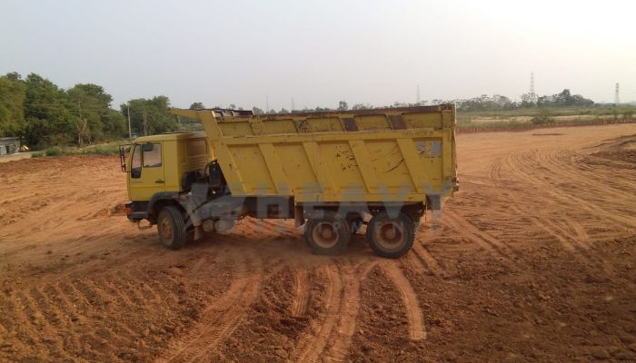 used man dumper tipper in chanddigarh chandigarh used man tipper for sale he 2014 804 heavyequipments_1531310300.png