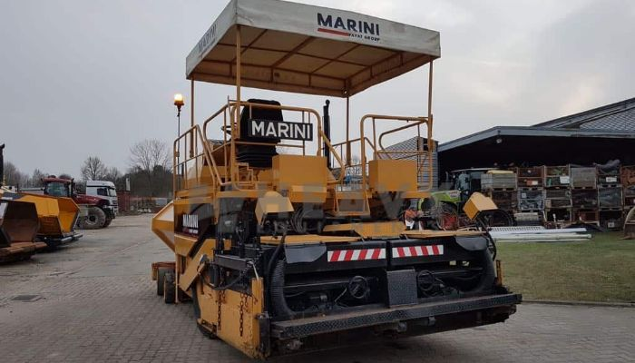 MARINI MF655WD2 Asphalt Paver