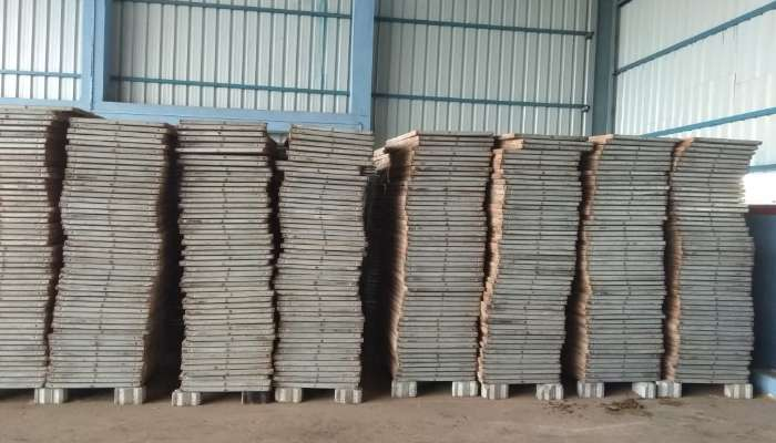HESS PAVER BLOCK MANUFACTURING UNIT RH 500-3