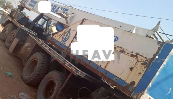 Used P&H cranes for sale in India