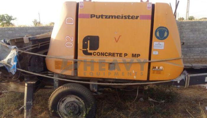 used putzmiester concrete pumps in bharuch gujarat 702d concrete pump sale he 2013 1219 heavyequipments_1542366163.png