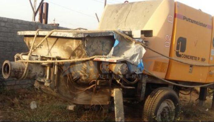 used putzmiester concrete pumps in bharuch gujarat 702d concrete pump sale he 2013 1219 heavyequipments_1542366183.png