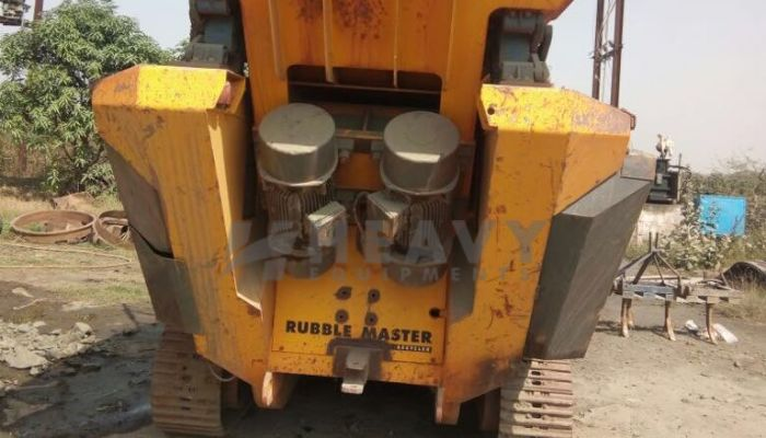 used rubble master crusher plant in bhopal madhya pradesh used mobile crusher for sale he 2010 926 heavyequipments_1533276923.png