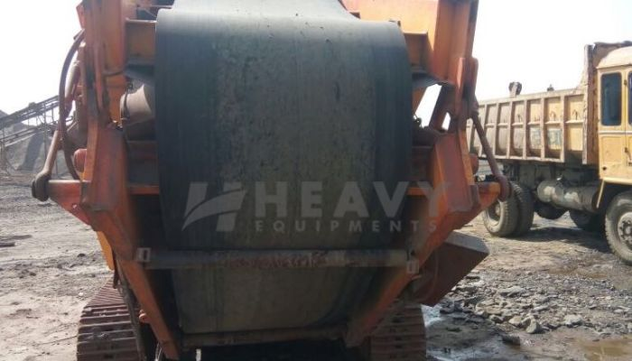 Used Mobile Crusher for Sale