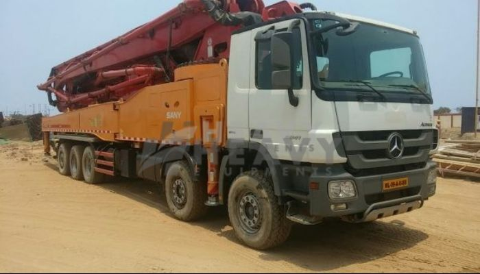 Sany Boom Placer 62Meter For Sale