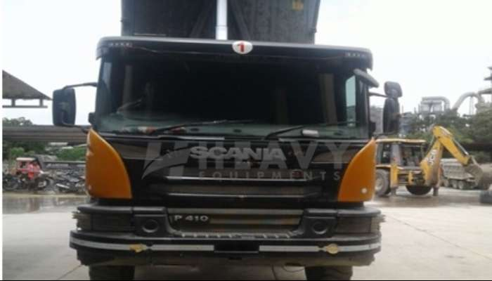 Scania P410 Tipper For Sale