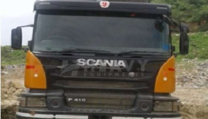 Used Scania Tipper For Sale