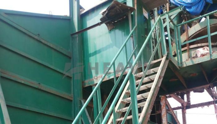 Used CP30 Batching Plant