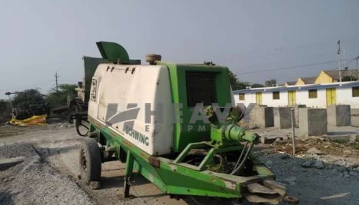 used schwing stetter concrete pumps in chennai tamil nadu used sp1800 concrete pump for sale he 1544 1555386829.png