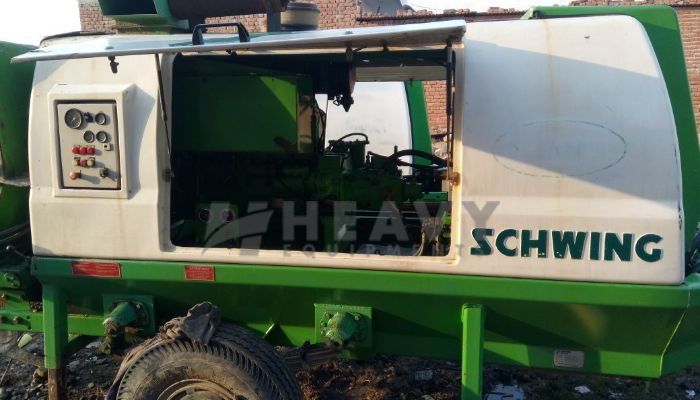 Used Schwing Statter Sp 1800 For Sale