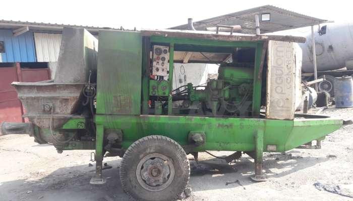 SP 1400 Concrete Pump