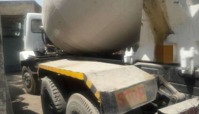 Buy Used Transit mixer
