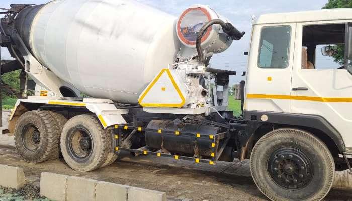 Transit mixer