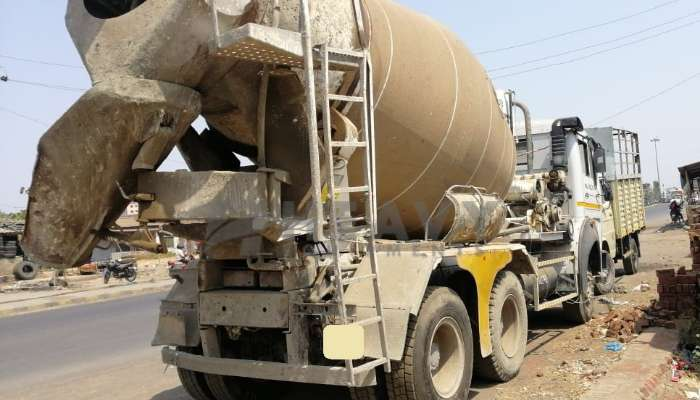 Used TATA Transit Mixer For Sale