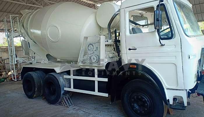 TATA Schiwing Stetter Concrete Mixer