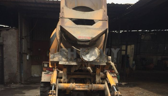 Used Self Loading Mixer For Sale