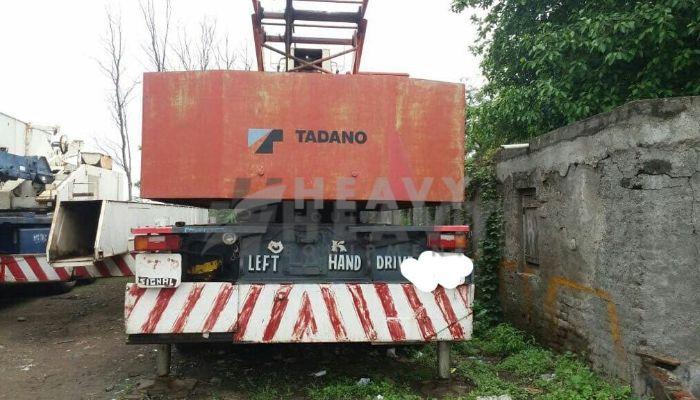 TG500E Truck Mounted Crane