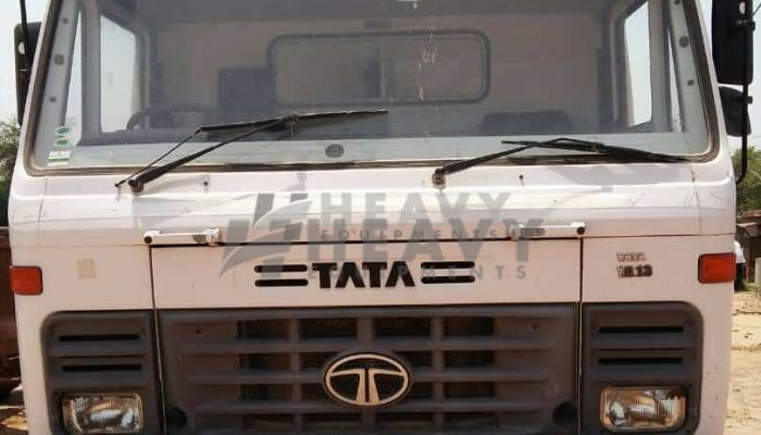 used tata dumper tipper in agra uttar pradesh used tata dumper 1613 truck  he 2015 59 heavyequipments_1517547276.png