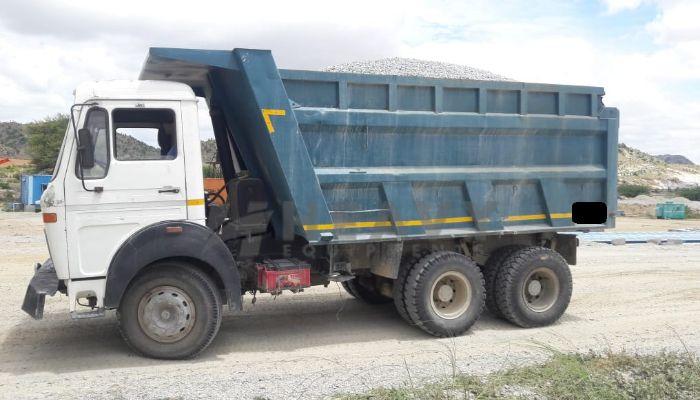 Used TATA 2518 Dumper