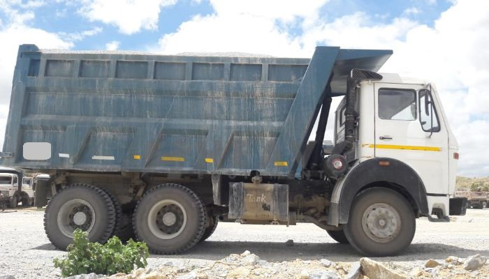 Used TATA Tipper 2518