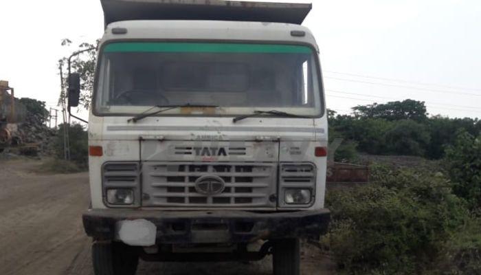 used SK 1616 Price used tata dumper tipper in bharuch gujarat tata sk 1616 dump truck he 2012 1156 heavyequipments_1539602702.png