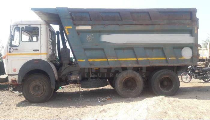 used tata dumper tipper in bharuch gujarat used tata dumper truck he 2012 1304 heavyequipments_1546411800.png
