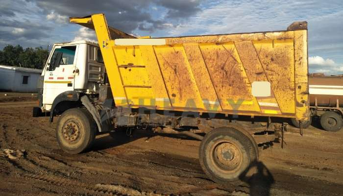 used tata dumper tipper in buldhana maharashtra tata 1613 hyva for sale he 2009 1386 heavyequipments_1548999808.png