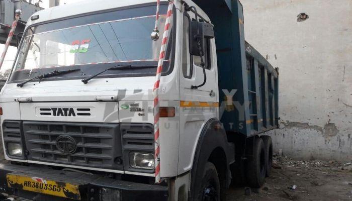 used tata dumper tipper in charkhi dadri haryana used tata hyva 2518 sale in india he 2015 38 heavyequipments_1517487328.png