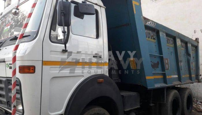 used tata dumper tipper in charkhi dadri haryana used tata hyva 2518 sale in india he 2015 38 heavyequipments_1517487344.png