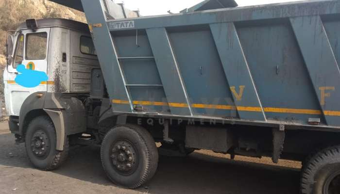 used tata dumper tipper in jajpur odisha tata 3118 tipper for sale he 2018 1427 heavyequipments_1550830094.png
