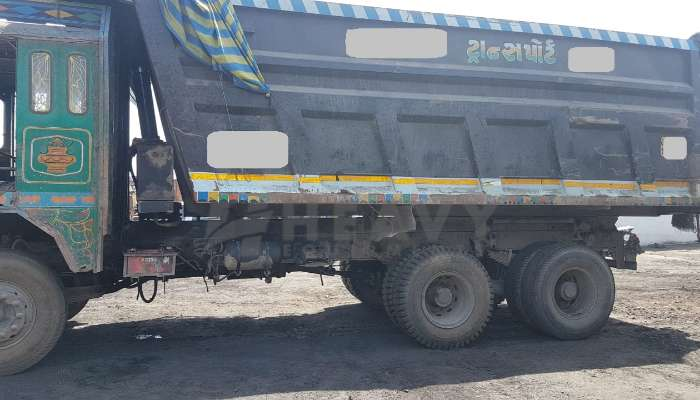used tata dumper tipper in rajkot gujarat tata 2518 for sale he 2011 1516 heavyequipments_1554188991.png