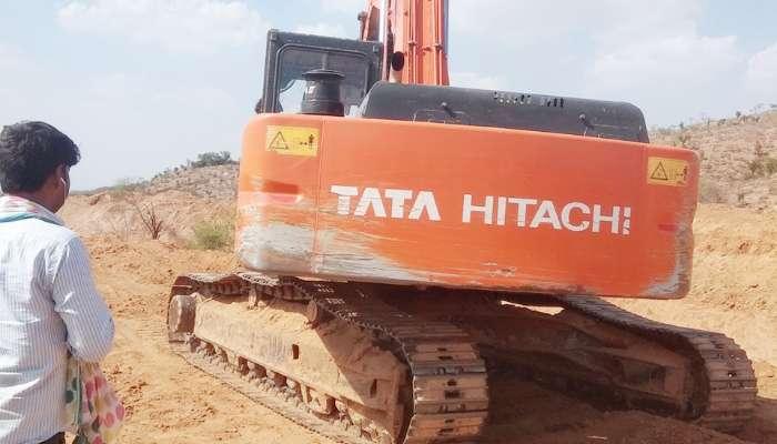 TATA Hitachi Ex 200 Second Hand