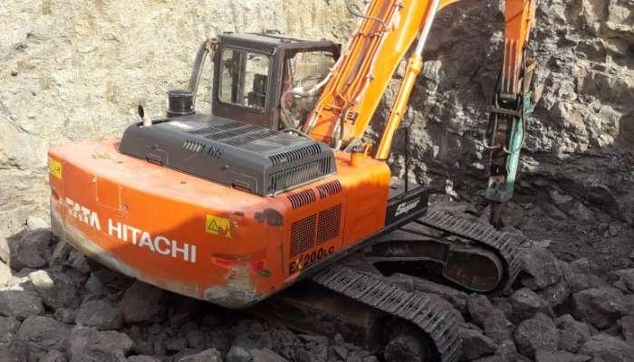 Tata Hitachi EX200 for sale