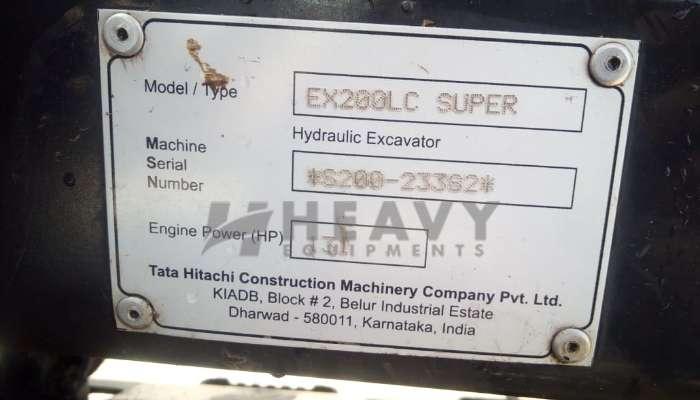 used tata hitachi excavator in indore madhya pradesh used ex200 lc for sale  he 2017 1487 heavyequipments_1552655770.png