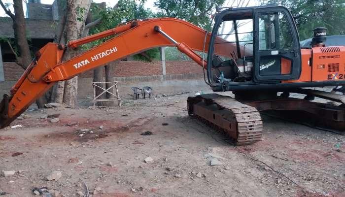 Used TATA Hitachi Excavator EX 200 for Sale