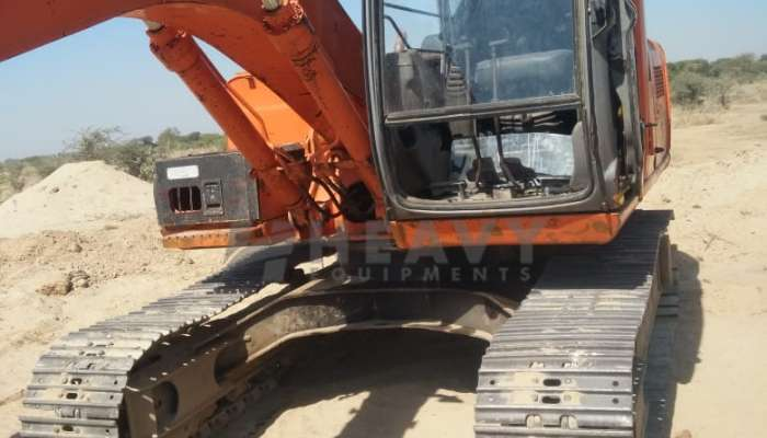 TATA Zaxis 120 Excavtor For Sale