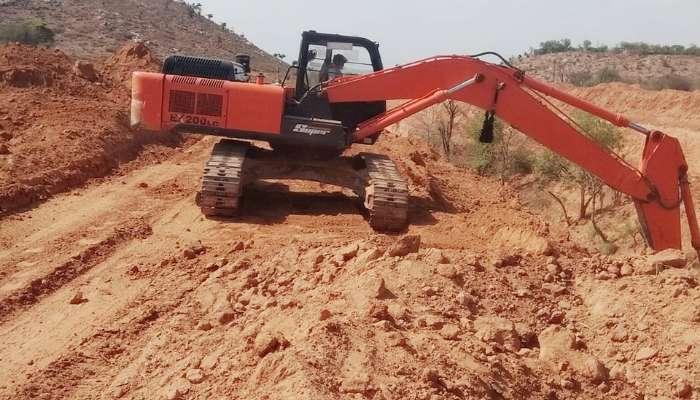 Used TATA Hitachi Excavator for Sale