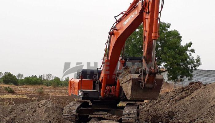 used tata hitachi excavator in latur maharashtra used tata hitachi excavator he 2007 630 heavyequipments_1529122671.png
