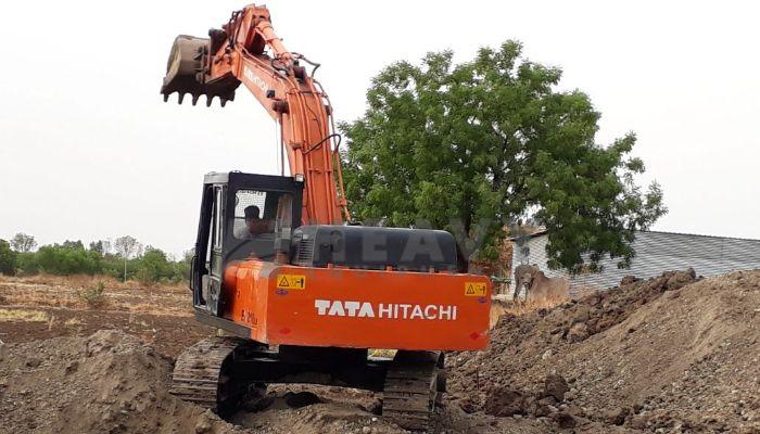 used tata hitachi excavator in latur maharashtra used tata hitachi excavator he 2007 630 heavyequipments_1529122693.png
