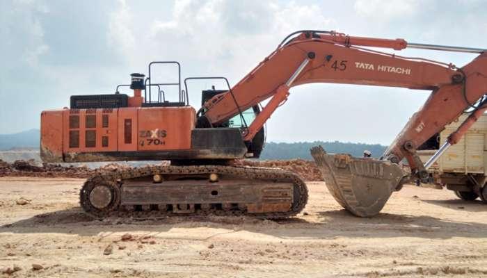 TATA Zaxis470 Excavator