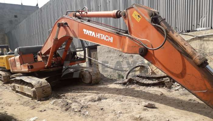 Used EX200 Excavator For Sale