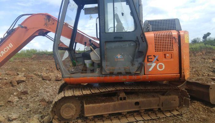 TATA Mini Excavator EX-70