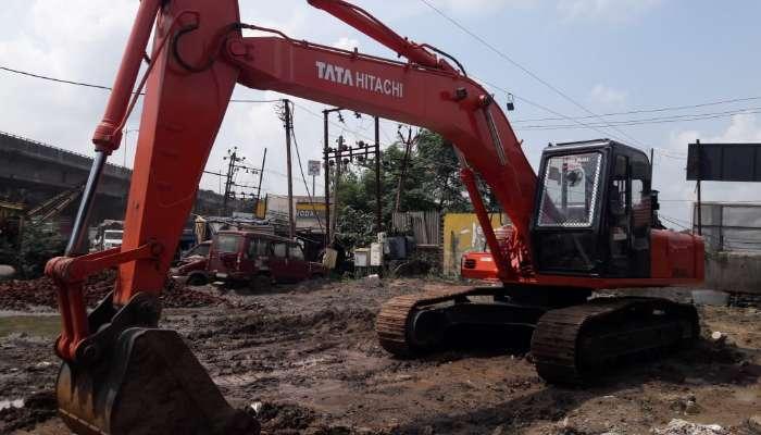 Used TATA Hitachi EX200