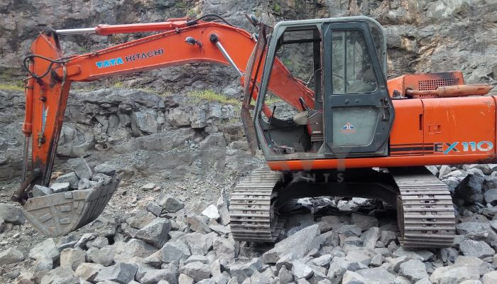 used tata hitachi excavator in valsad gujarat tata ex110 with breaker he 2010 1265 heavyequipments_1544697426.png