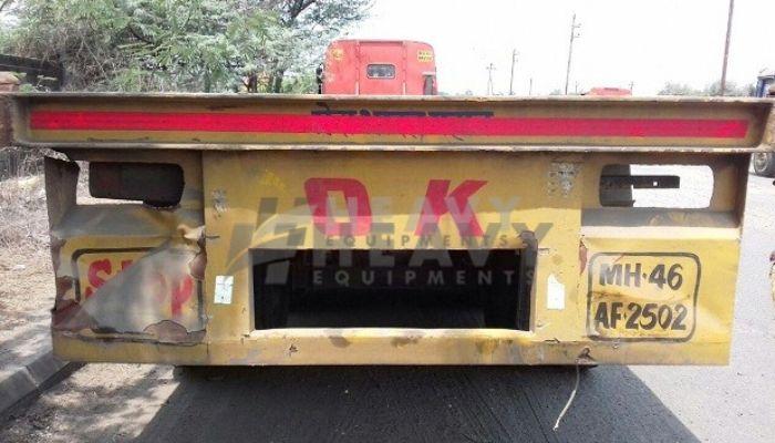 TATA Truck Trailer - 4018 For Sale