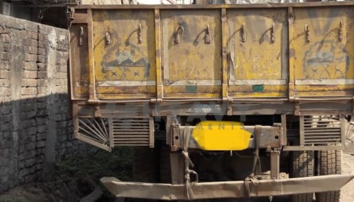 used tata trucks in amod gujarat tata 1613 truck sale he 2007 1235 heavyequipments_1543555619.png