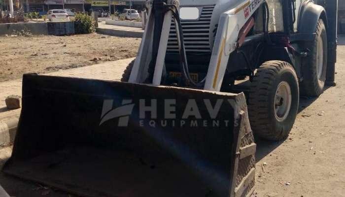 Used Terex backhoe loader TLB 740 for sale