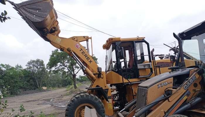 Used Terex 3 ton loader for sale in Gujarat
