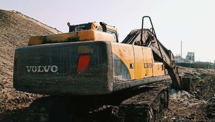 Volvo Excavator For Sale